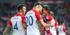 Kroatië toont karakter en voegt zich bij EK-deelnemers