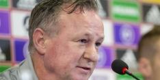 O'Neill zwaait na ruim acht jaar af als bondscoach Noord-Ierland