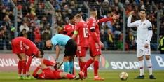 Beslissing Groep B: Portugal naar EK, Servië naar play-offs