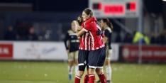 """Vrouwen PSV niet blij met besluit: """"Dit gaat over gelijkheid"""""""