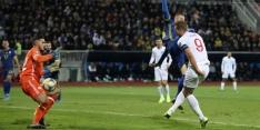 Engeland sluit kwalificatie af met zege, Mount scoort