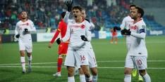 Frankrijk groepswinnaar, ook Turkije sluit af met zege
