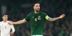 """Ierland-captain Duffy: """"Het zal nu via de moeilijke route moeten"""""""