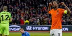 Oranje op rapport: captain Wijnaldum grote inspirator van Oranje