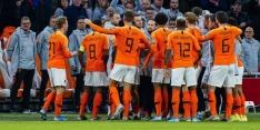 Hattrick Wijnaldum en doelpunt Boadu in passend slotstuk Oranje
