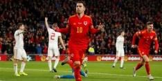 Wales wint 'finale' van Hongarije en grijpt EK-ticket