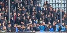 FC Den Bosch twee duels zonder deel van de M-Side na racisme