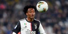 Juventus mist ook Cuadrado tegen AC Milan vanwege corona