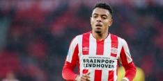 """Malen toont zich bij PSV: """"Ik sta er heel positief in"""""""