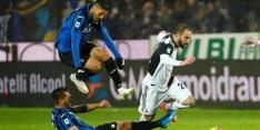 'Juventus-spits Higuaín wil niet terugkeren naar Italië'