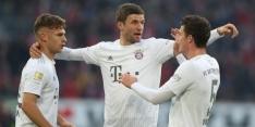 Flick-effect houdt aan bij Bayern, Weghorst klopt Dost