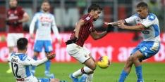 Tweede competitiedoelpunt Lozano niet voldoende voor Napoli