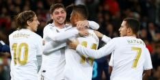Fout van Ramos komt Real Madrid niet duur te staan