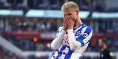 """Heerenveen verliest bij PSV: """"Je ruikt dat er iets te halen valt"""""""