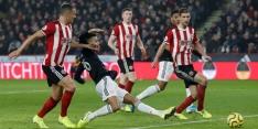 Knappe comeback niet genoeg voor United tegen Sheffield