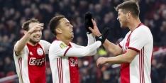 Glazen Bol deel V: Ajax de titel, Heerenveen verrast