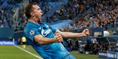 Memphis-loos Lyon verliest belangrijk duel met Zenit