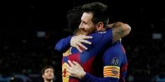 Messi goud waard voor Barça, Inter doet goede zaken