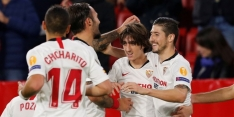 Luuk de Jong-loos Sevilla blijft foutloos in Europa League