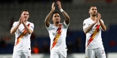 AS Roma wint mede door assist van Kluivert op bezoek bij Genoa