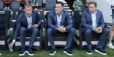 Vitesse neemt ook afscheid van assistenten Slutsky