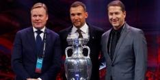 """Oekraïne-coach Shevchenko: """"Wilden niet beginnen tegen Oranje"""""""