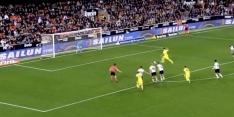 Video: Cillessen stopt strafschop klemvast namens Valencia