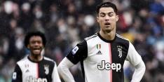 Juventus moet vrezen voor kop na remise tegen Sassuolo