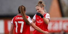 Miedema trots als all time topscorer van Women's Super League