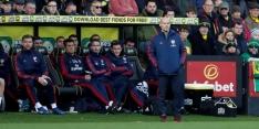 Ook met Ljungberg als hoofdtrainer wint Arsenal niet