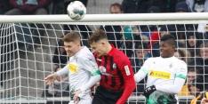 Doelpuntrijke overwinning help Gladbach aan kop in Bundesliga