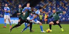 Napoli verliest weer, dagen Ancelotti lijken geteld