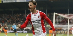 """Bijl baalt bij Emmen: """"Was de mooiste goal van carrière"""""""