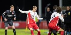 Cerny gidst Jong FC Utrecht langs Almere, waar Venema eer redt