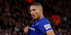Brands houdt gewilde Richarlison langer aan boord bij Everton