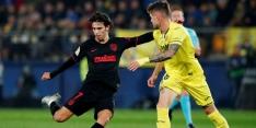 Crisis bij Atlético Madrid na nieuw gelijkspel bij Villarreal