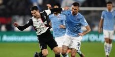 Juventus met tien man ten onder in topper tegen Lazio