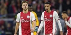 Veltman rekende afgelopen zomer op vertrek bij Ajax