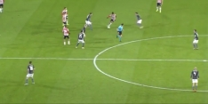 Video: PSV op achterstand na knullig balverlies Gutiérrez