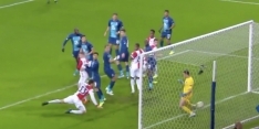 Video: Feyenoord na zwak begin helemaal terug in de wedstrijd