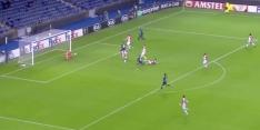 Video: Feyenoord na fout Marsman weer in de achtervolging