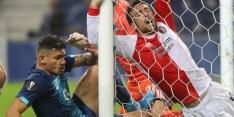 Feyenoord verliest ondanks comeback en ligt uit Europa