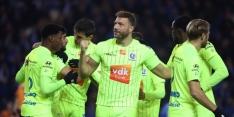 Gent en Wolfsburg kennen met winst succesvol einde groepsfase