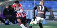 PSV verlengt met belofte Sambo (18) en zet hem door naar Jong