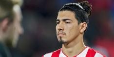 Pechvogel Gutiérrez dit seizoen niet meer in actie voor