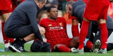 Wijnaldum ondanks blessure met Liverpool naar WK