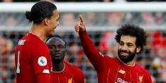 Liverpool komt met de schrik vrij dankzij slordig Watford