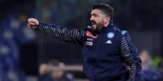 Dramatisch begin en eind verpest debuut Gattuso
