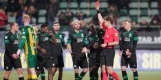 Aanklager betaald voetbal seponeert rode kaart Zeefuik