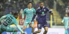 Tiental van Anderlecht pakt punt op bezoek bij Standard Luik